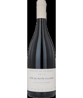 Côtes de Nuits Villages Vieilles Vignes 2015, domaine de la Douaix