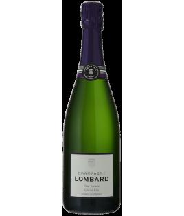 Grand Cru Brut Nature Blanc de Blancs, Champagne Lombard