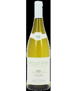 Les Cris 2011 - Alain Cailbourdin, Pouilly-Fumé,  1/2 bouteille