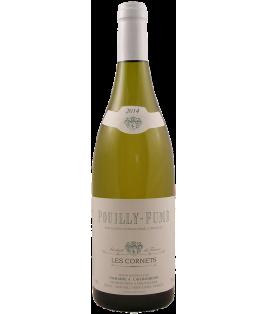 Les Cornets 2009 - Alain Cailbourdin, Pouilly-Fumé,  1/2 bouteille