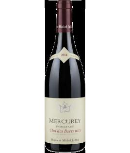 Clos des Barraults  2015, Michel Juillot, Mercurey 1ier Cru