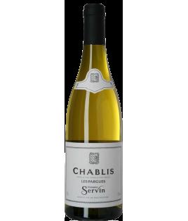 Les Pargues 2017, domaine Servin, Chablis, 1/2 bouteille