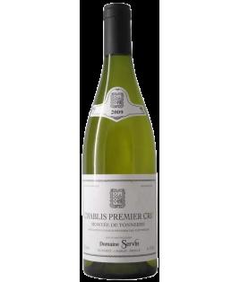 Montée de Tonnerre 2018, domaine Servin, Chablis 1er Cru, 1/2 bouteille