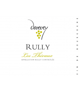 Les Thivaux 2015, Jean-Yves Devevey, Rully