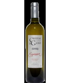 Expression blanc 2017 - Château La Grave, Minervois, 1/2 bouteille