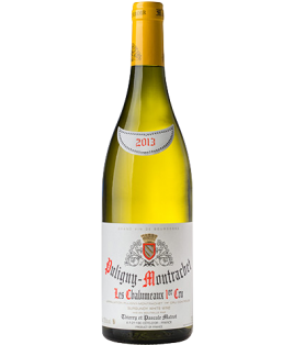 Puligny-Montrachet Les Chalumeaux 1er Cru 2013 - Domaine Matrot, demi-bouteille
