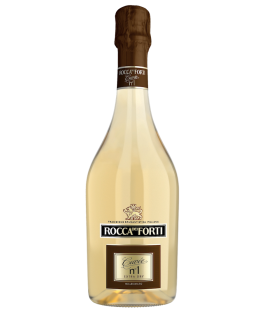 Cuvée n°1 Extra Dry 2016 - Rocca dei Forti, Spumante