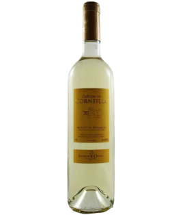 Muscat de Rivesaltes 2017, Château de Corneilla, Vin Doux Naturel