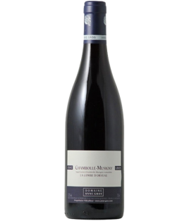 La Combe d'Orveaux 2014, Anne Gros, Chambolle Musigny 1er Cru