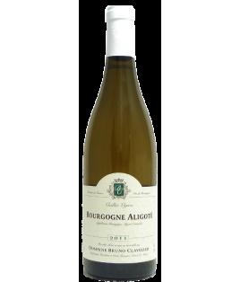 Bourgogne Aligoté Vieilles Vignes 2012, Bruno Clavelier