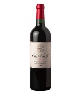Bordeaux Clos Virolle, 2014