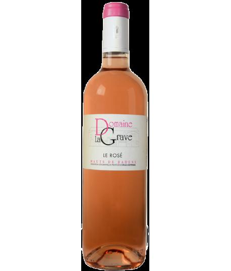 Expression rosé 2012, Château La Grave, Minervois