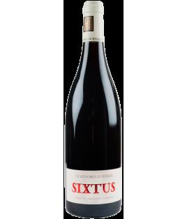 Sixtus 2011, domaine Louis Cheze, IGP Vignobles du Seyssuel