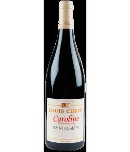 Caroline 2016, domaine Louis Cheze, Saint-Joseph, 1/2 bouteille