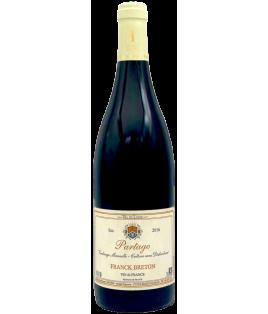 Partage 2016, Franck Breton, Vin de France