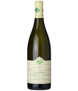 Les Vignes Blanches 2012, domaine Saumaize-Michelin, Pouilly-Fuissé