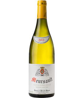 Meursault 2017, domaine Matrot, 1/2 bouteille