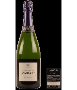 Brut Référence, Champagne Lombard, magnum