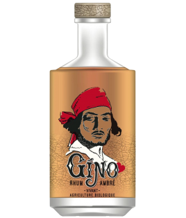 Gino Rhum Ambré, Alcools VIVANT