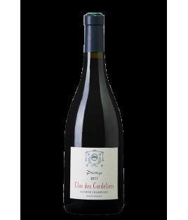 Clos des Cordeliers, Cuvée Prestige 2007, Domaine Ratron, Saumur-Champigny