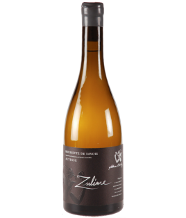 Zulime 2018, Domaine du Cellier des Crays, Roussette de Savoie