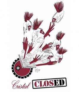 Le Clos 2015 - Clos Cristal, Saumur Champigny, 150cl