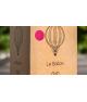 Le Ballon rosé 2018, Pays d'Oc, BIB de 500cl