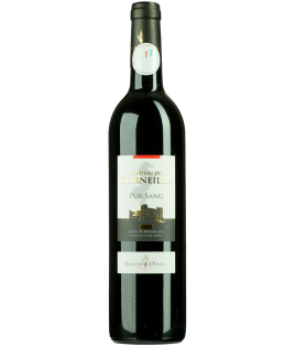 Pur Sang 2010 magnum, Jonquères d'Oriola, Côtes du Roussillon, 150cl