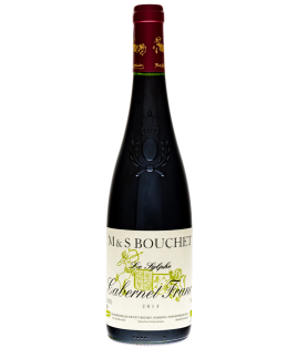 """Vin de France (Saumur) Cuvée """"Le Sylphe"""" (100% Cabernet Franc, vignes de plus de 60 ans) 2013"""