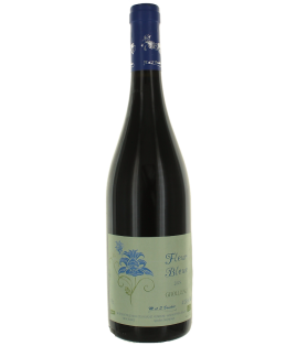 Fleur Bleue 2018, domaine Bouchet, Vin de France (Saumur)
