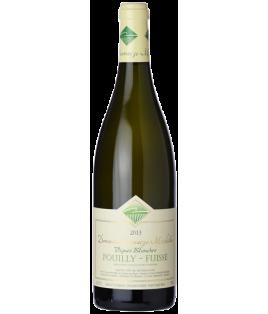 Les Vignes Blanches 2018, domaine Saumaize-Michelin, Pouilly-Fuissé