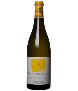 Chassagne Montrachet blanc 2014, Château de la Maltroye