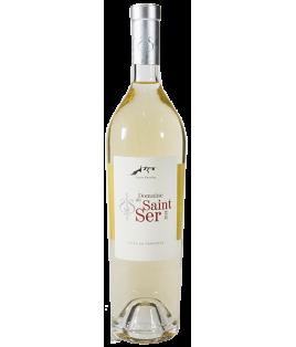 Cuvée Tradition 2015 blanc, domaine de Saint-Ser, Côtes de Provence Sainte Victoire