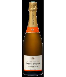 Champagne Brut Prestige Baron Fuente, demi bouteille