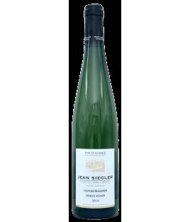 Gewurztraminer Vieilles Vignes 2016, Jean Siegler - Clos des Terres Brunes