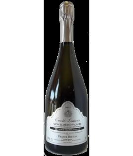 Cuvée Louane, Franc Breton, Montlouis Méthode Traditionnelle  (Extra-Brut)