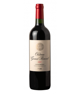 Château Grand Renouil 2015, Canon Fronsac