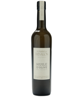 TRÉVALLON Huile d'Olive Vierge Extra 2020, 50cl