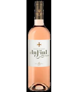 L'Infini wit 2019, Domaine du Paradis - Jonqueres d'Oriola, IGP Côtes Catalanes