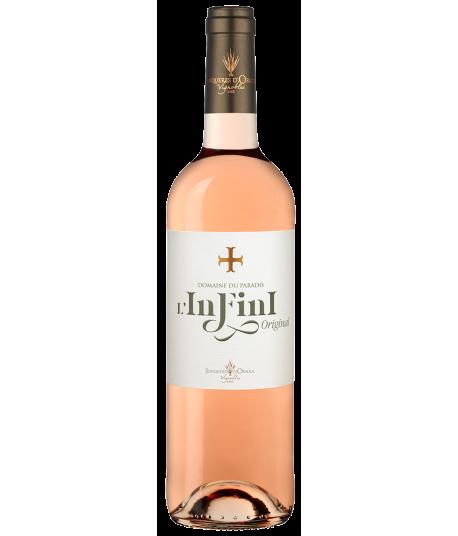L'Infini Rosé 2019, Domaine du Paradis - Jonqueres d'Oriola, IGP Côtes Catalanes