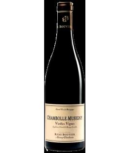 Chambolle Musigny Vieilles Vignes 2017, domaine René Bouvier,