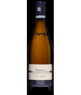 Bourgogne blanc 2018, domaine Anne Gros