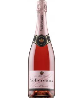 Champagne Brut Rosé, Vollereaux, NM