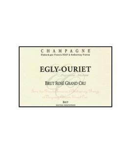 Champagne Grand Cru Brut Rosé, Egly-Ouriet