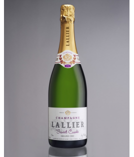 Champagne Grand Cru Sweet Cuvée, Champagne Lallier