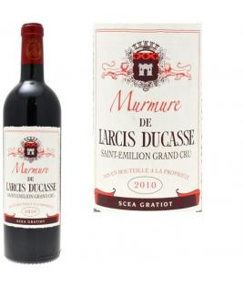 Le Murmure de Larcis Ducasse 2010, Saint-Emilion Grand Cru