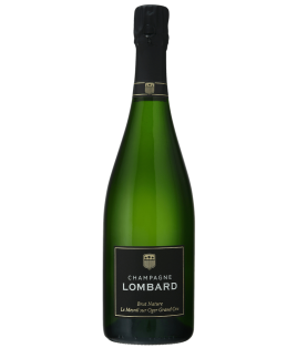 Grand Cru Brut Nature le Mesnil sur Oger, Champagne Lombard