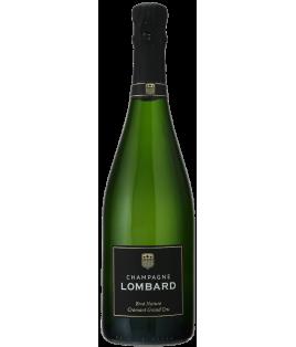 Grand Cru Brut Nature Verzenay, Champagne Lombard