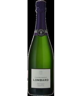Brut Grand Cru millésime 2008, Champagne Lombard