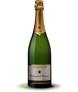 Champagne Carte Blanche Brut Bernard Remy, 1/2 bouteille